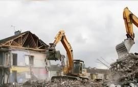 Демонтаж строительных и металлических конструкций