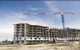 Аренда строительного башенного крана
