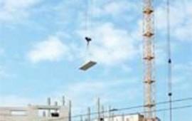 Аренда подъёмного башенного крана КБ-403