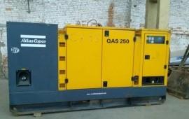 Дизельная электростанция (генератор) Atlas Copco Q
