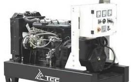 Диз. генератор 21 кВт. (электростанция) аренда