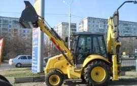 Продается экскаватор-погрузчик NEW holland LB110B