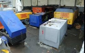 Аренда компрессора, бетоноломы, молотки