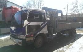 Услуги Самогруза Манипулятора 5 тонн