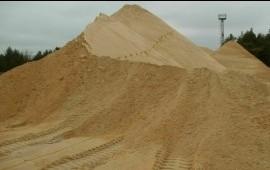 Песок  щебеньдоставка своими машинами от 2 кубов