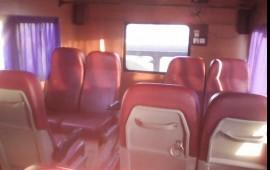 Вахтовка, вахтовый автобус ГАЗ- 66