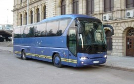 Аренда/заказ туристических автобусов/микроавтобус