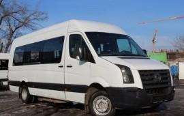 Аренда микроавтобуса 18-20 мест с водителем