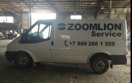 Запчасти для автокранов zoomlion
