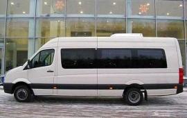 Заказ микроавтобуса 20 мест