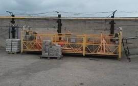 Аренда фасадной строительной люльки ZLP-630