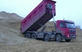 Самосвалы 25-35 тонн
