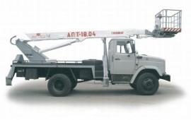 Услуги телескопической автовышки