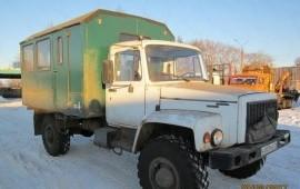 Вахтовка газ - 33081