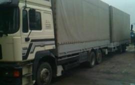 Перевозка грузов (строй-материалы)