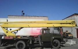 Услуги автовышки ВС-22