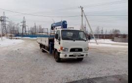 Услуги манипулятора-крана 5 тонн аренда*заказ