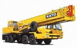 Аренда автокрана КАТО NK г/п 40 тонн