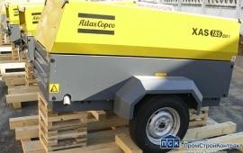 Дизельный компрессор Atlas Copco XAS 185