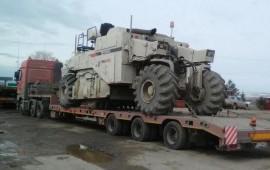 Аренда трала из\в Челябинск от 20 до 250 тонн