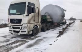 Аренда трала из\в Ставрополь от 20 до 250 тонн
