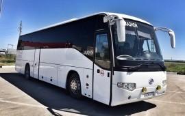 Автобусы и микроавтобусы от 8 до 77 чел