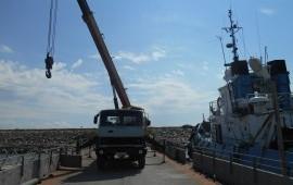 Шушары. кран 14 тонн.  5 тыс