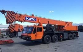 Аренда автокрана KATO NK-300S
