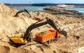 Песок с доставкой от 1 м3