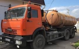 Откачка выгребных ям и септиков в Севастополе