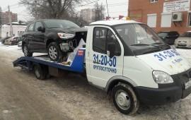 Услуги эвакуатора ГАЗ недорого