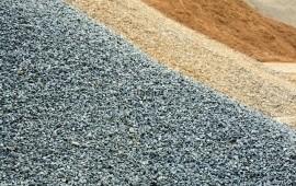 Песок, карьерный, мытый. Щебень,гравий