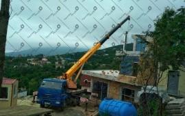 Услуги автокрана о Крыму от 25 до 100 тонн