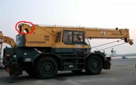 Запчасти Komatsu LW250M-2