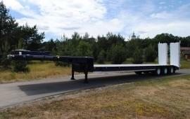 Полуприцеп БА 816 трёхосный до 40 тонн