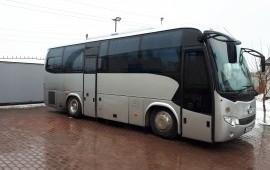 Пассажирские перевозки заказ автобуса