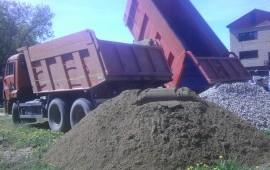 Доставка Щебня Гравий Песок Чернозем