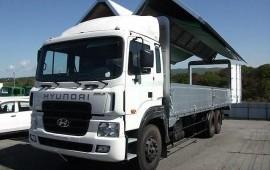Услуги грузовика Фургон - бабочка Hyundai HD 170 2