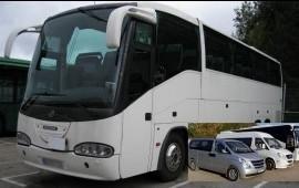 Аренда и заказ автобусов г.Петрозаводск