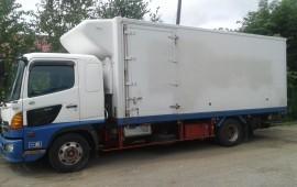 Рефрижератор - изотермический фургон услуги/заказ