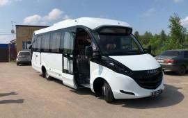 Заказ автобуса/микроавтобуса