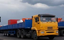 услуги по перевозке грузов длинномером