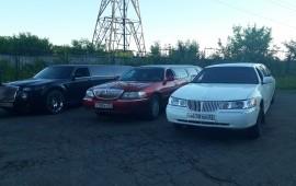 Прокат Лимузинов Lincoln, Сhrysler, Mercedes-Benz