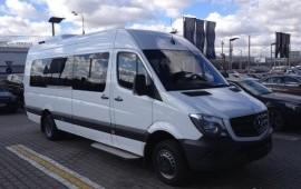 Пассажирские перевозки на автобусах МЕРСЕДЕС