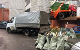 Вывоз мусора заказ мусоровоза*контейнера