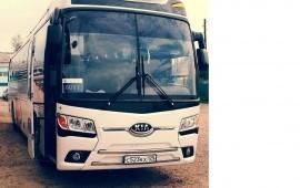 Заказ автобусов*микроавтобусов от 16 до 45 мест