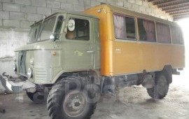 ВАХТА ГАЗ 66