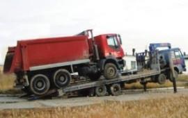 Эвакуатор грузовиков и автобусов