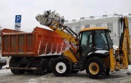 Уборка и вывоз снега*Москва*Московская область