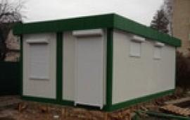 Блок-контейнеры жилые